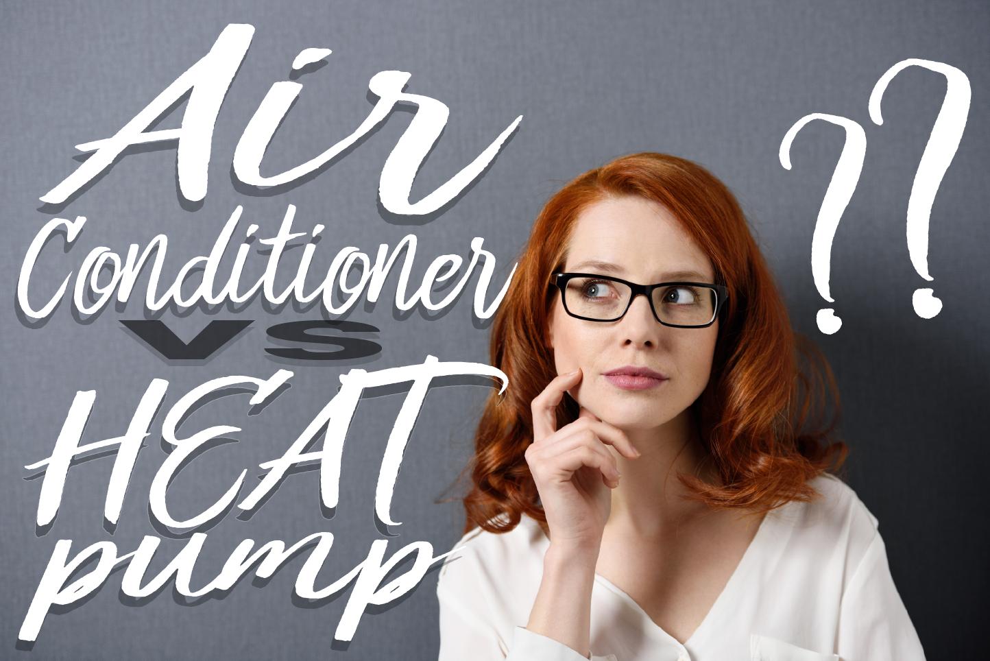 Heat pump vs air conditioner