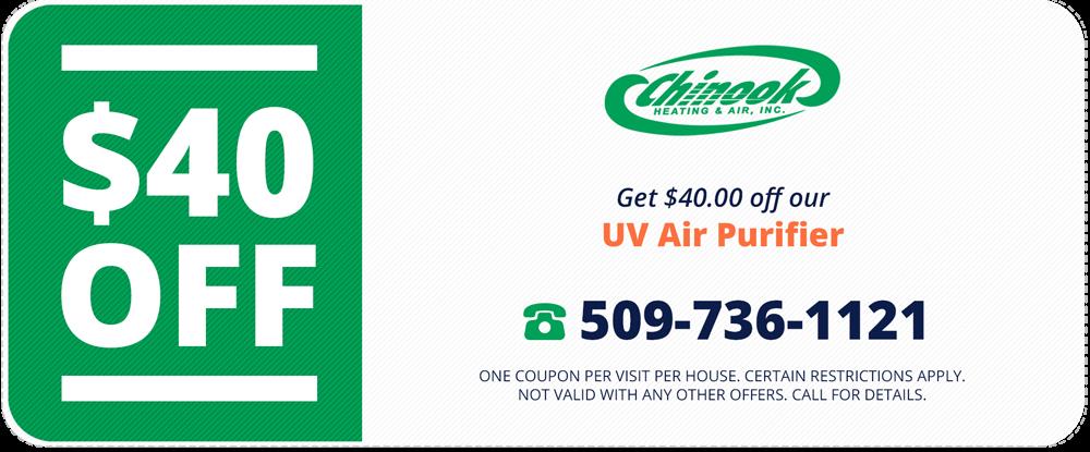 40 off air purifier